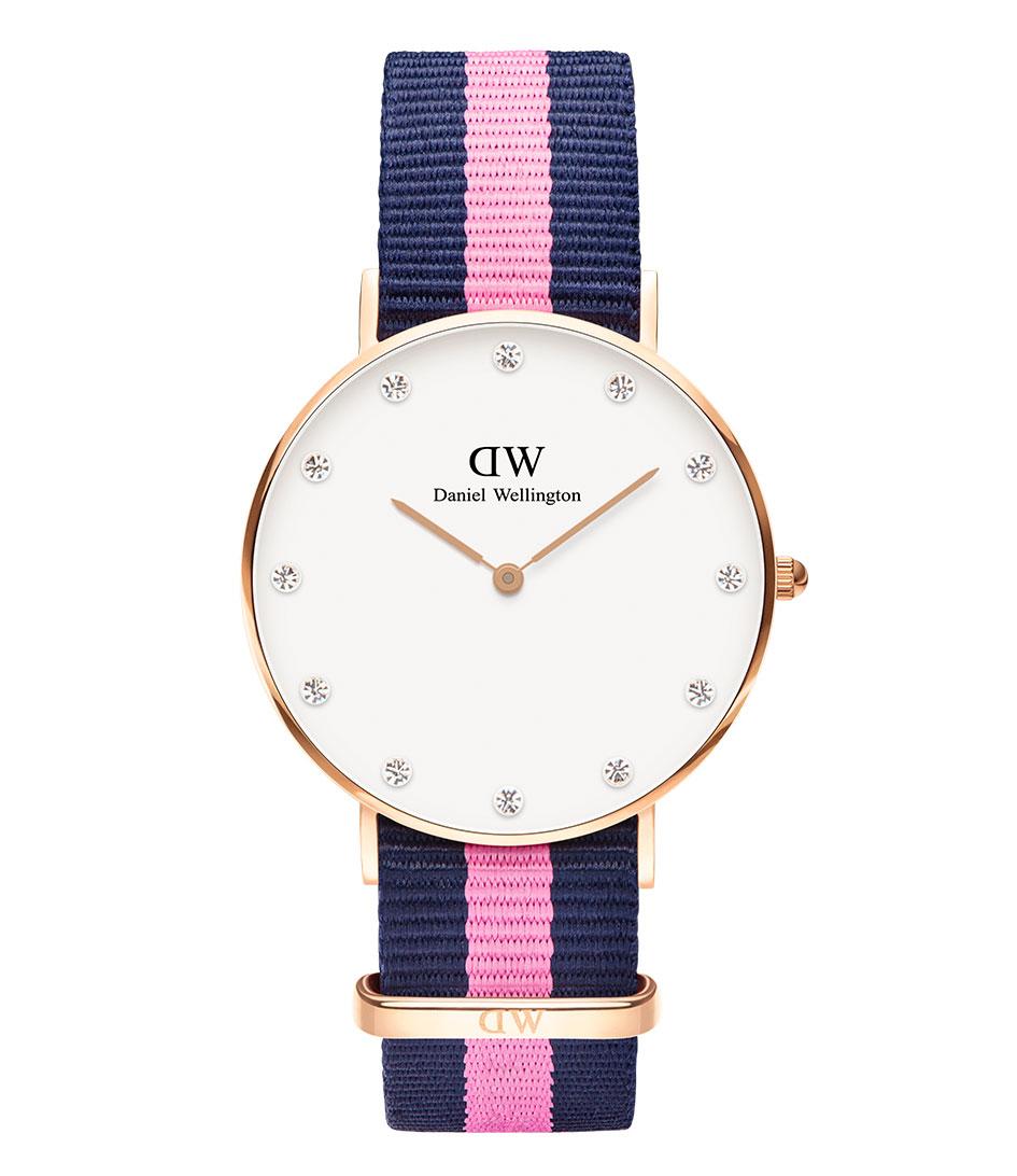 Daniel Wellington Horloges Classy Winchester 34 mm Blauw