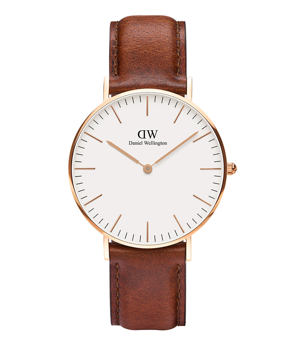 Daniel Wellington Horloges St Mawes 36 mm