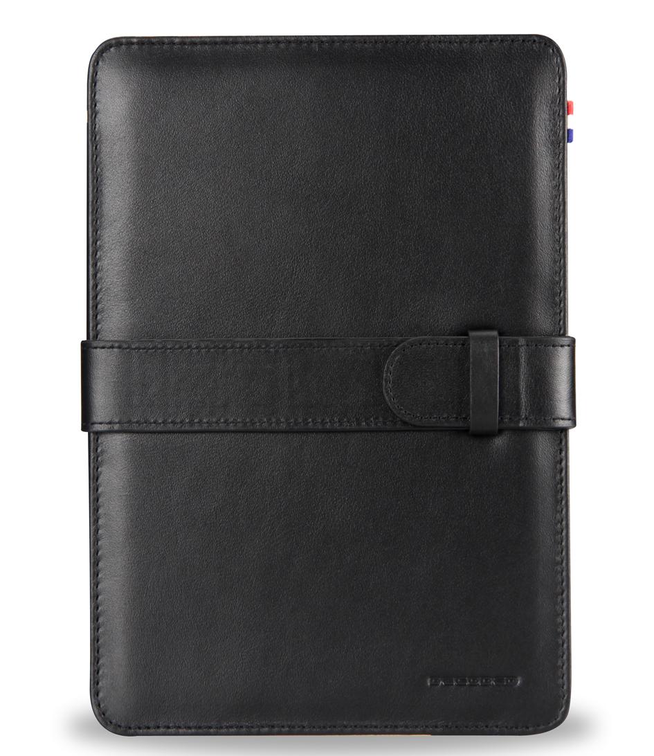 Decoded Tablet sleeves iPad Mini Leather Belt Case Zwart