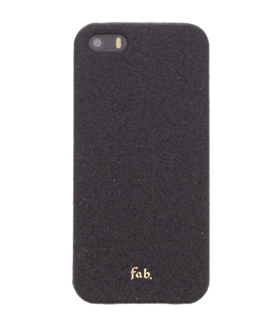 Fab Smartphone covers Rockstar Hardcase iPhone 5 Zwart