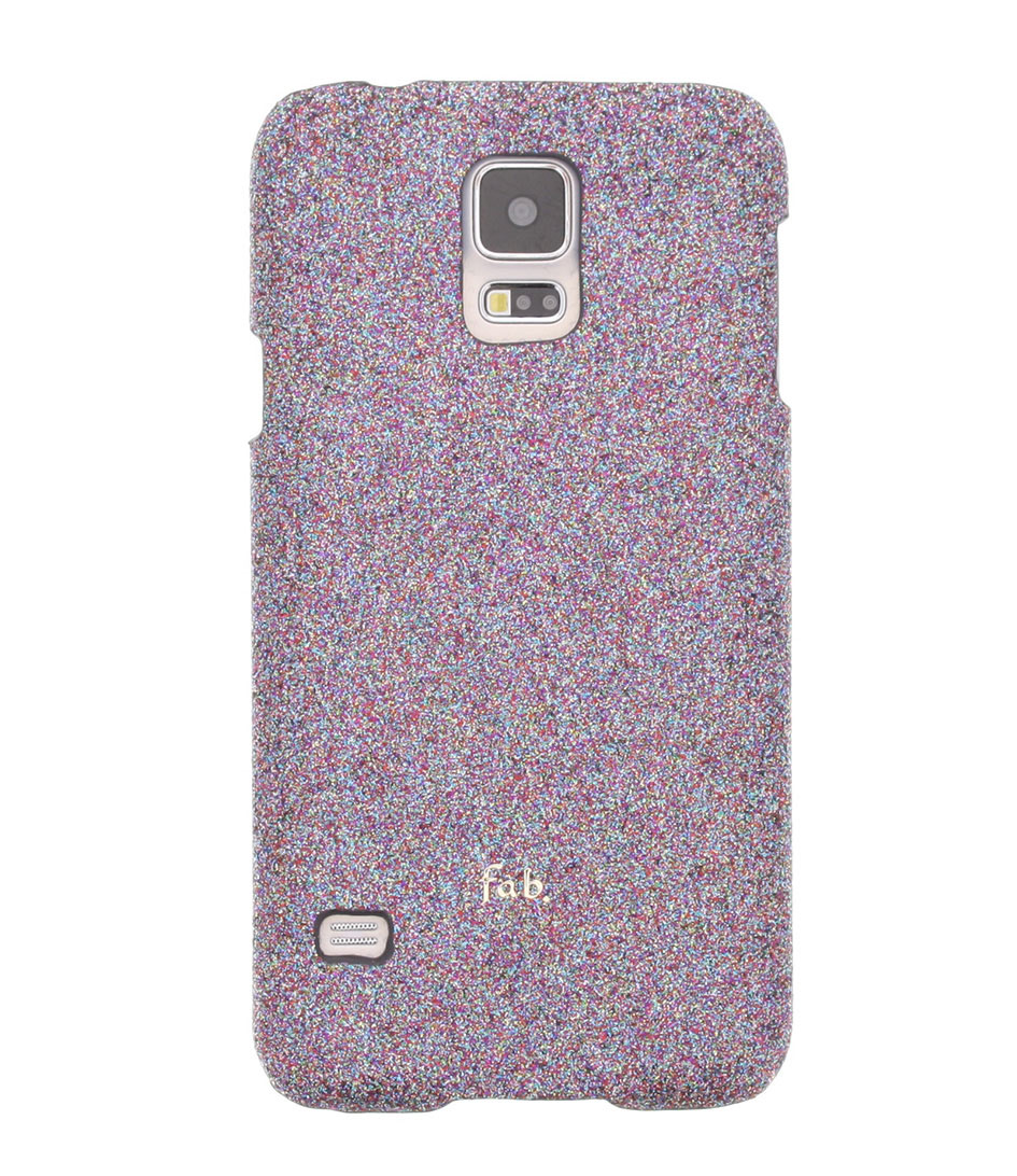 Fab Smartphone covers Rockstar Hardcase Galaxy S5 Roze