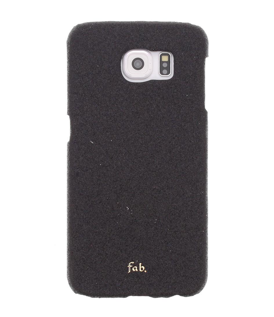 Fab Smartphone covers Rockstar Hardcase Galaxy S6 Zwart