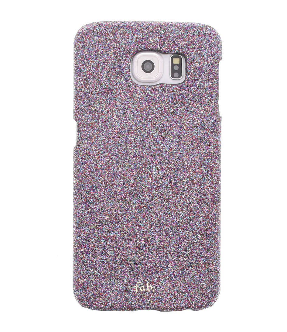 Fab Smartphone covers Rockstar Hardcase Galaxy S6 Roze