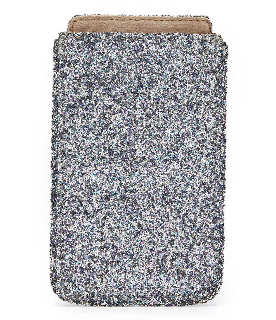 Fab Smartphone covers iPhone 6 Cover Glitter Zilver