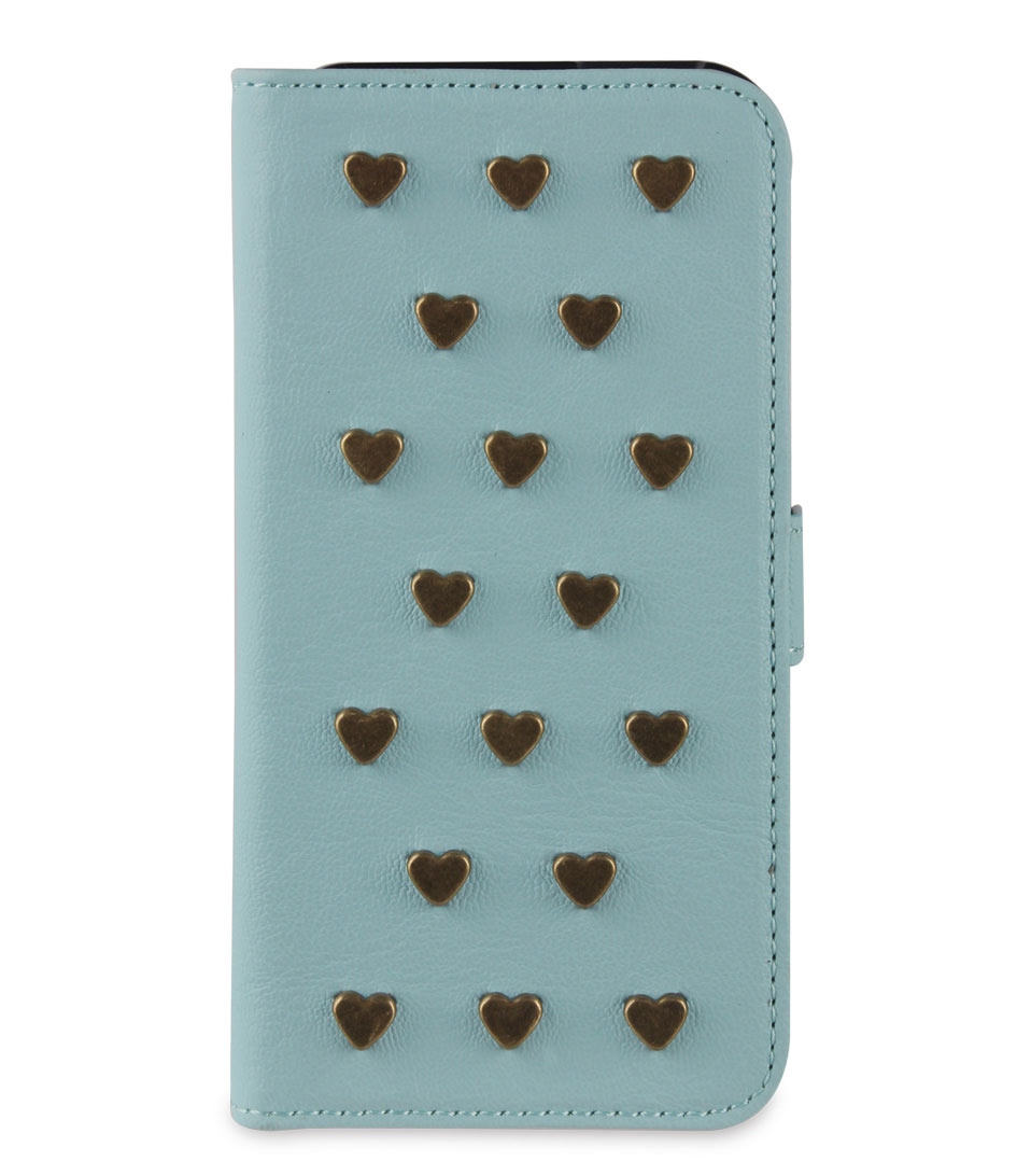 Fab Smartphone covers Folio Case Studs iPhone 5