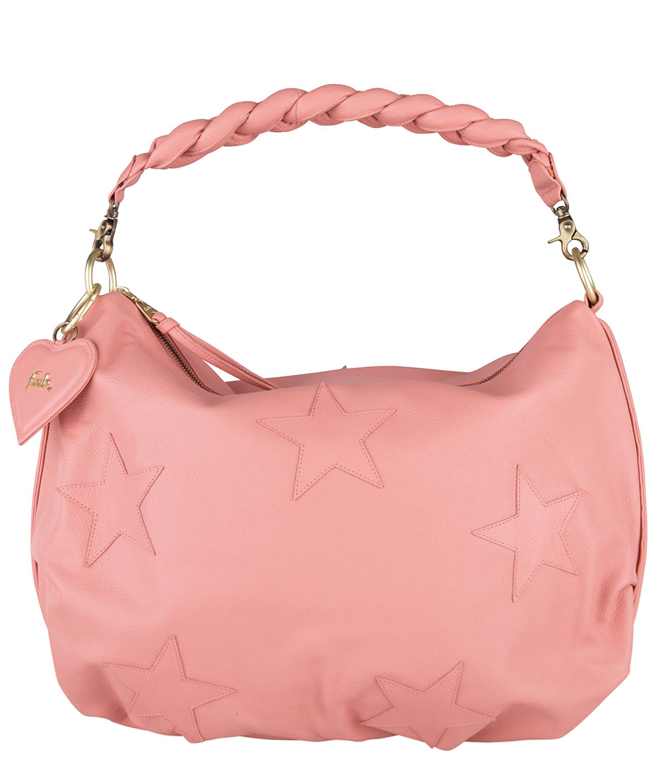 Fab Luiertassen Emy Baby Bag Stars Roze