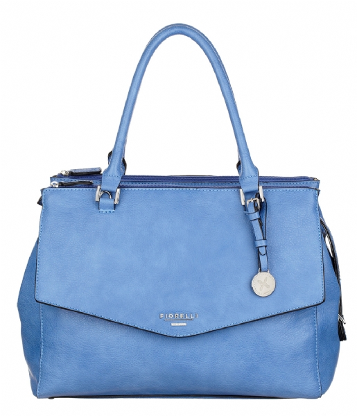 guys with iphones shoulderbag cornflower blue fiorelli the 10753