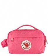Fjallraven Kanken Hip Pack flamingo pink (450)