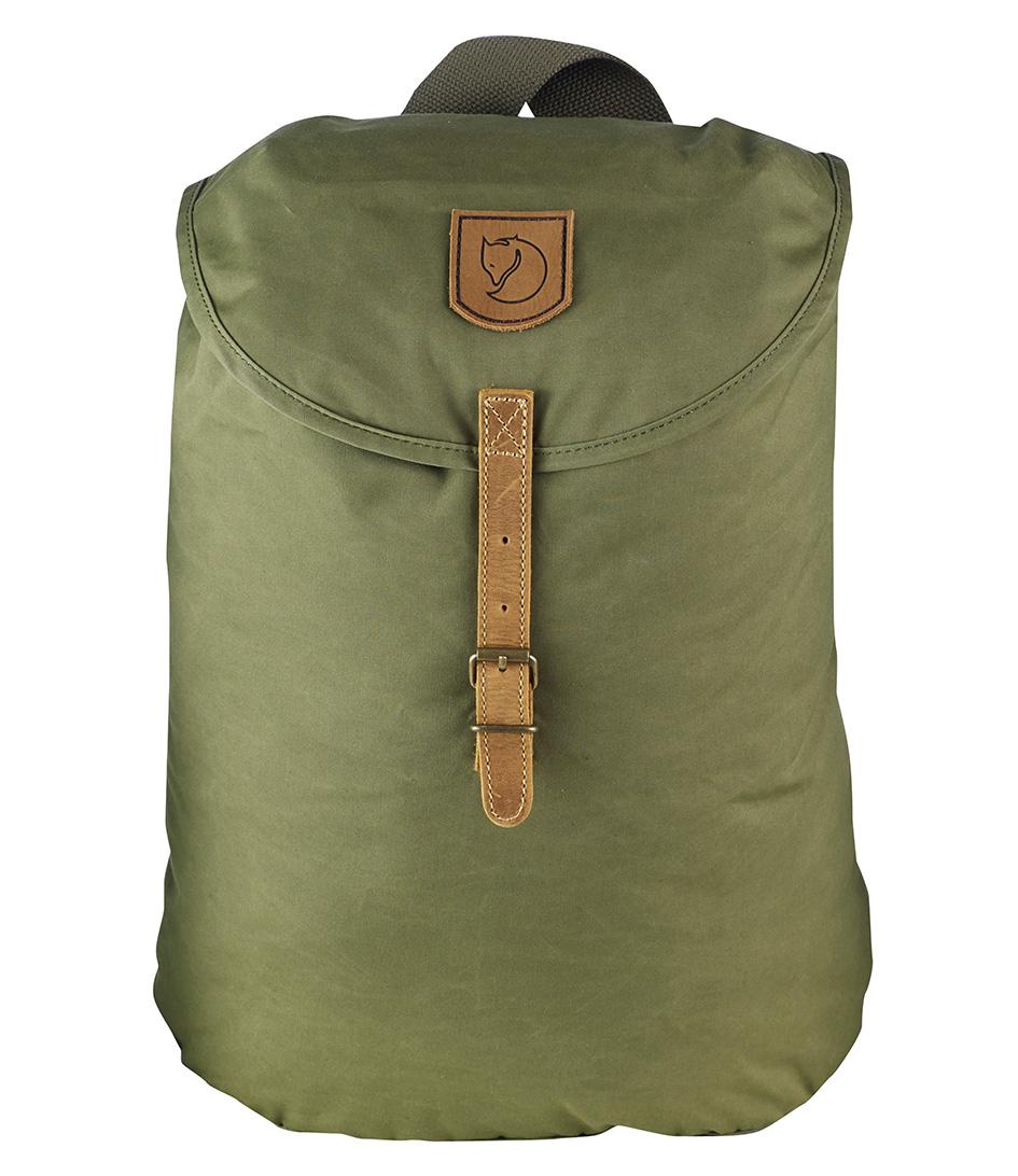 Fjallraven Rugzakken Greenland Backpack Small Groen