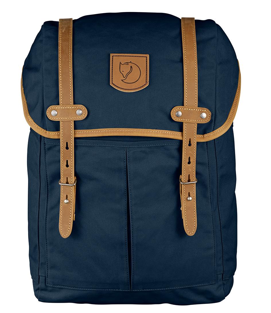 Fjallraven Rugzakken Rucksack No. 21 Medium Blauw