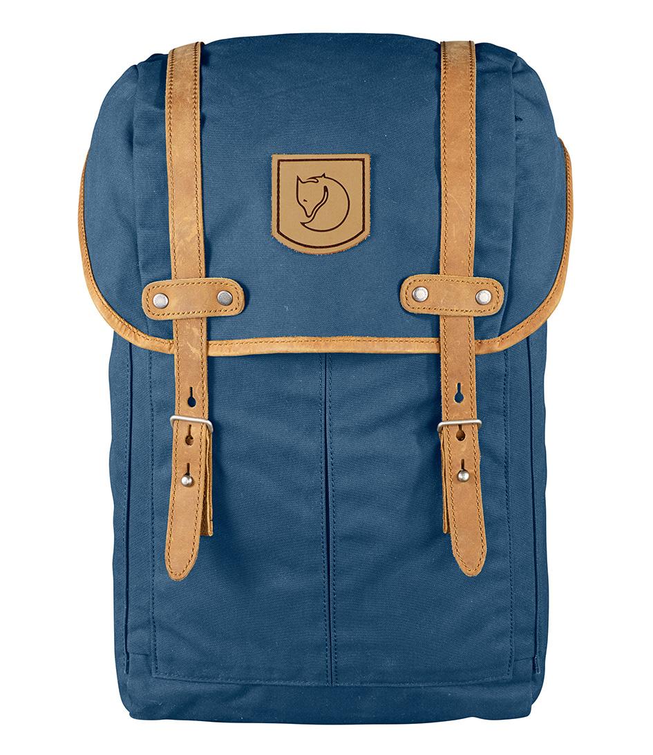 Fjallraven Laptoptassen Rucksack No. 21 Small Blauw