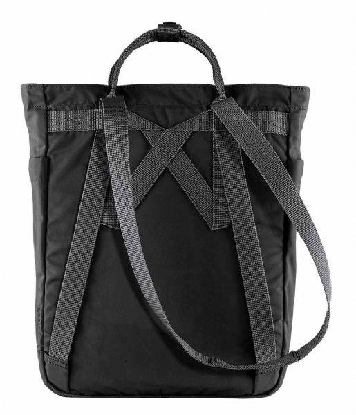 Fjallraven Rugzak Kanken Totepack 13 Inch black (550)