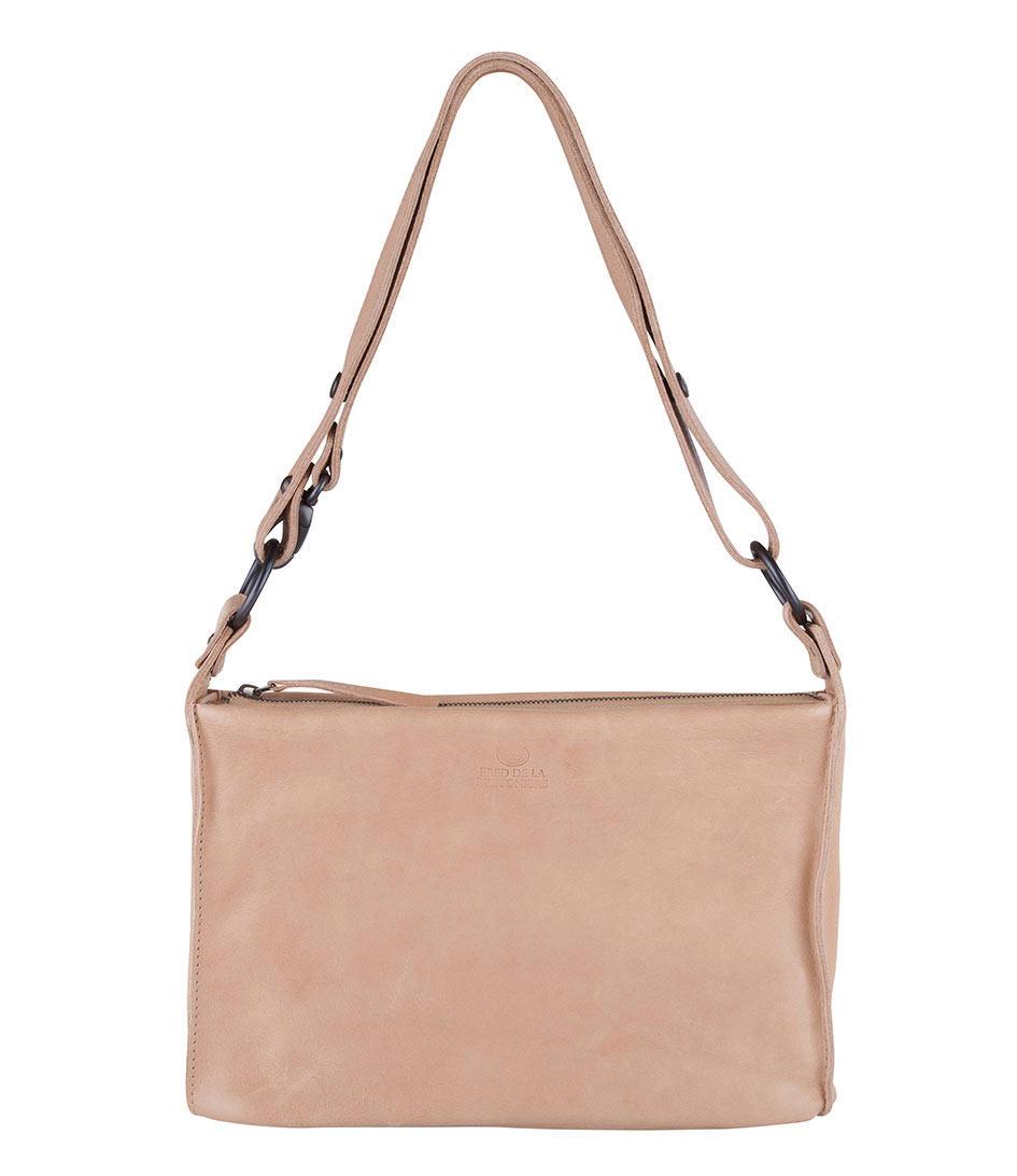 Fred de la Bretoniere Handtassen Raw Edge New Bag Small