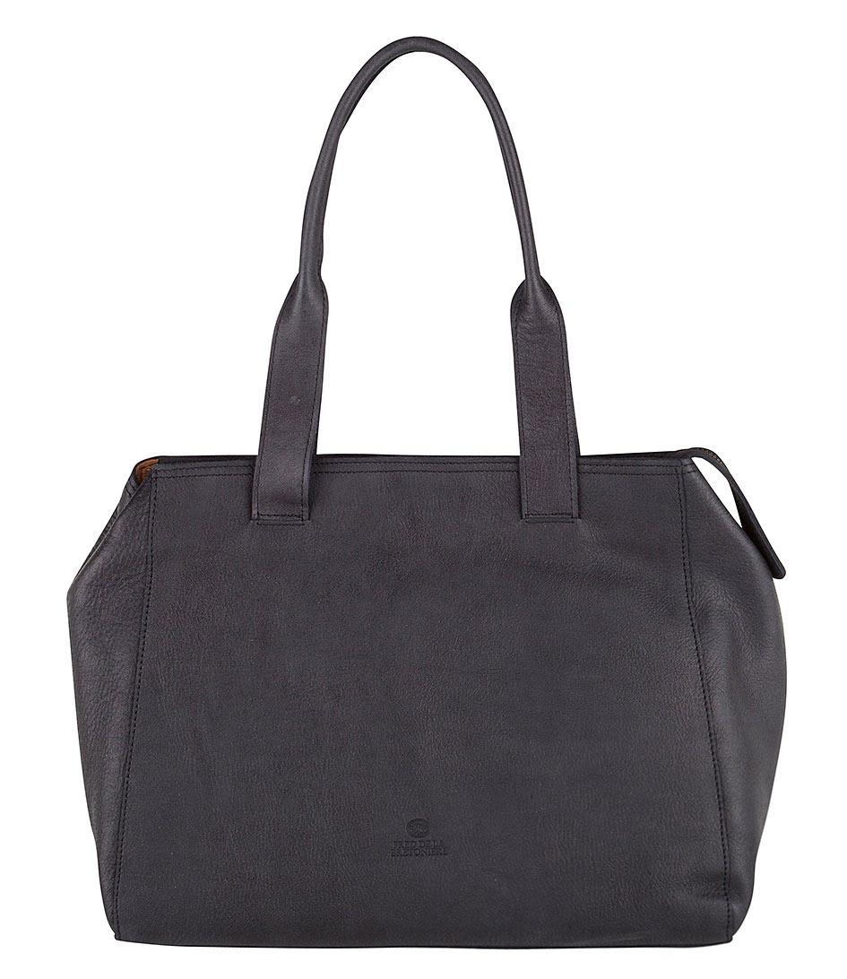 Fred de la Bretoniere Handtassen Elya New Bag Zwart