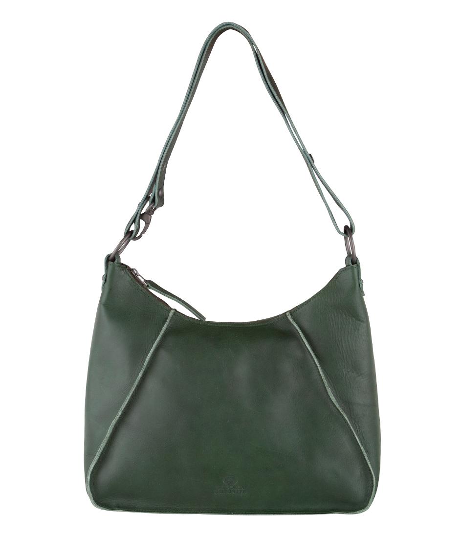 Fred de la Bretoniere Handtassen Fred Small Bag Groen