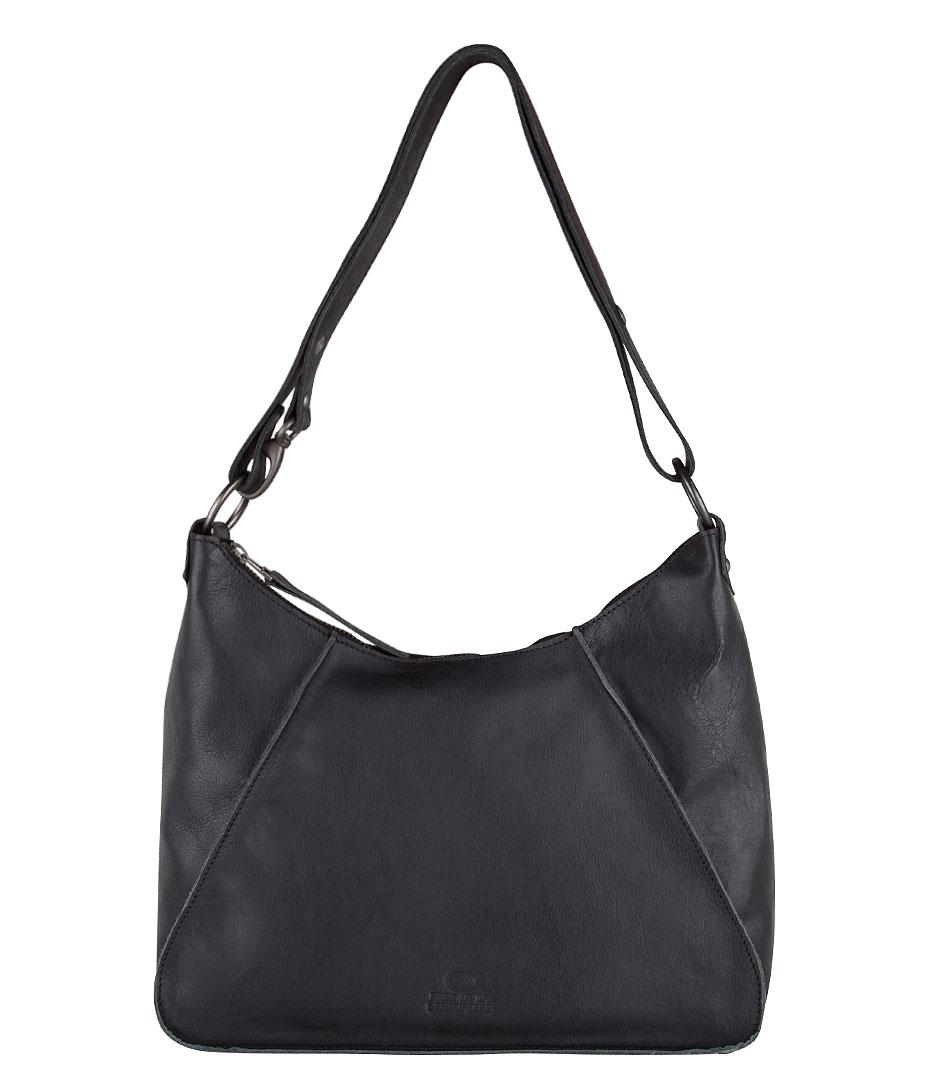 Fred de la Bretoniere Handtassen Fred Small Bag Zwart