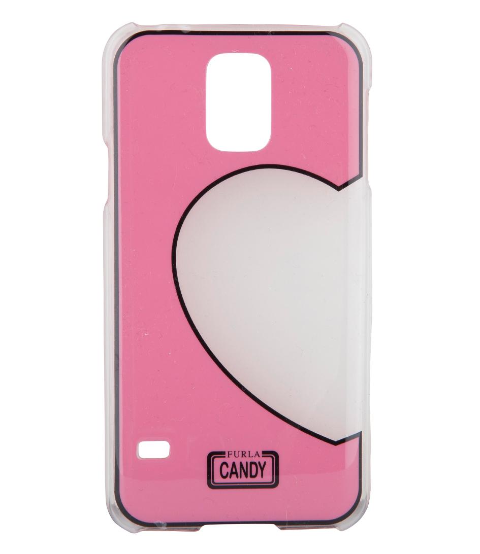 Furla Smartphone covers Galaxy S5 Case Roze