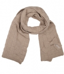 Guess-Sjaals-New Retro Scarf-Beige thumbnail