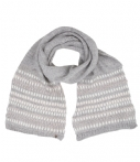 Guess-Sjaals-Guess Scarf-Wit thumbnail