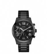 Guess Watch Atlas W0668G5 Zwart
