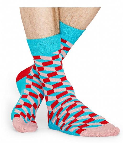 Happy Socks Sokken Filled Optic Socks filled optic (6700)