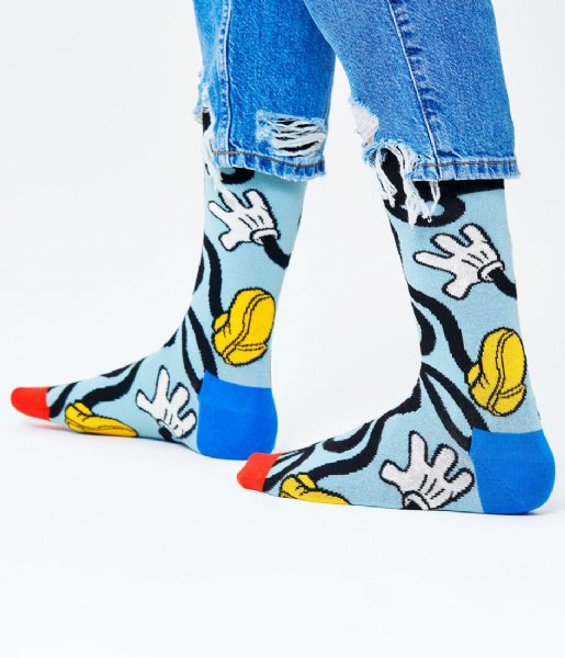 Happy Socks Sokken Disney Mickey Stretch Socks disney mickey stretch (6000)