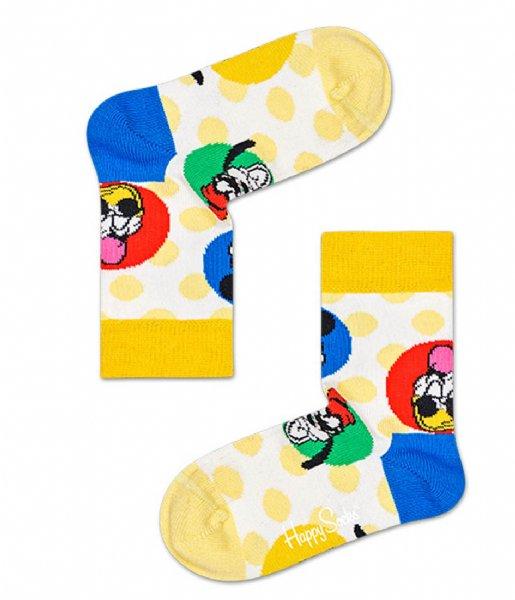 Happy Socks Sokken Kids Disney Sunny Crew Socks disney sunny crew (2000)