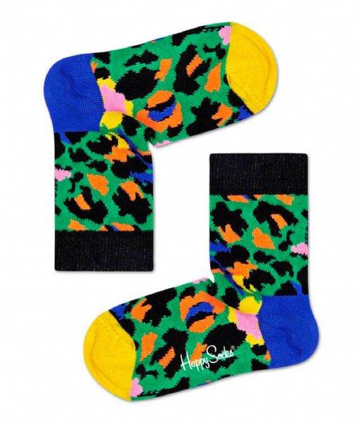 Happy Socks Sokken Socks Leopard leopard (7500)