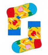 Happy Socks Lolly Heart Socks lolly heart (0100)