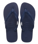 Havaianas Unisex Top Flip Flops Navy Blue EU 35-36-UK 2-3