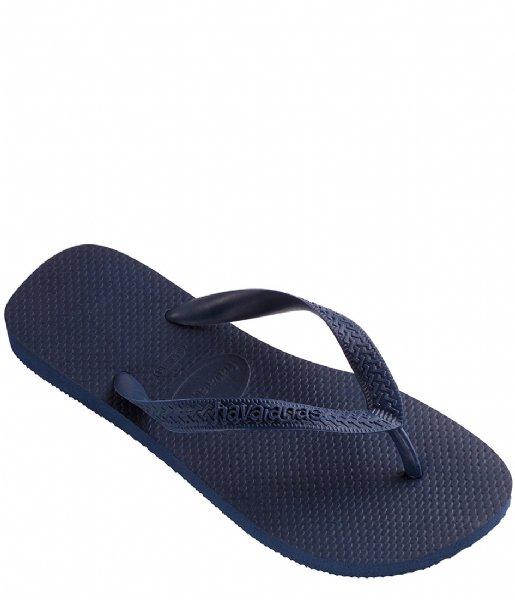 Havaianas Slippers Flipflops Top navy blue (0555)