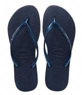 Havaianas Flipflops Slim navy blue (0555)