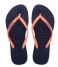 Kids Flipflops Slim Logo