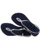 Havaianas Kids Flipflops Luna navy silver colored (0445)