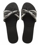 Havaianas Flipflops You Saint Tropez Fita black (0090)