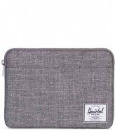 Herschel Supply Co. Anchor Sleeve 13 inch Macbook raven crosshatch (02180)