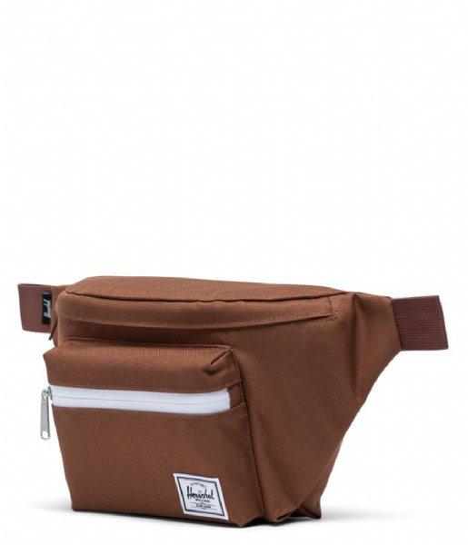 Herschel Supply Co. Heuptas Seventeen saddle brown (03272)