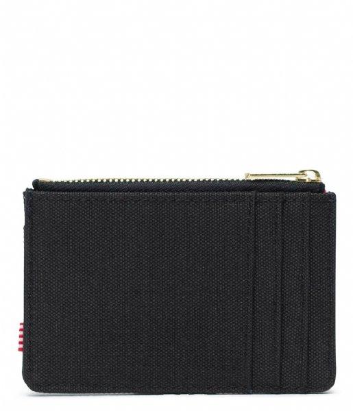 Herschel Supply Co. Pasjes portemonnee Oscar RFID black (00001)