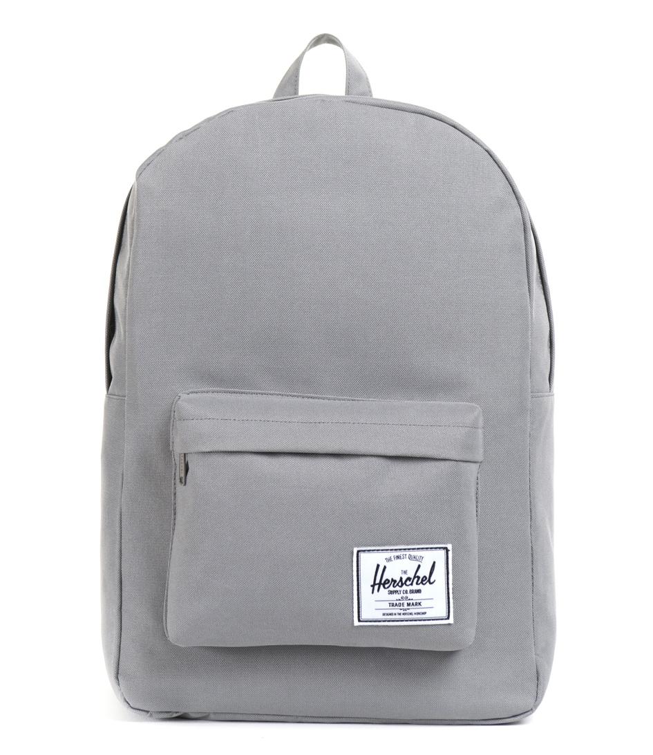 Herschel Supply Co. Schooltassen Classic Backpack Grijs