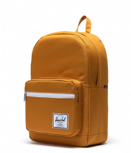 Herschel Supply Co. Laptop rugzak Pop Quiz 15 Inch buckthorn brown (03258)