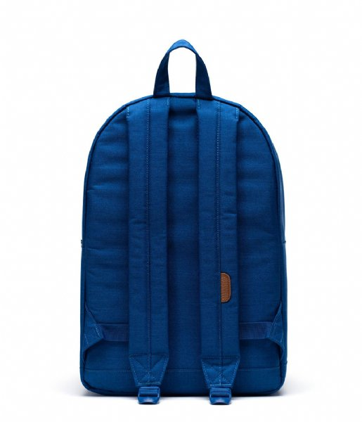 Herschel Supply Co. Laptop rugzak Pop Quiz 15 Inch monaco blue crosshatch (03262)