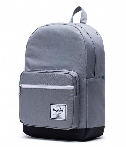 Herschel Supply Co. Laptop rugzak Pop Quiz 15 Inch grey black (02998)