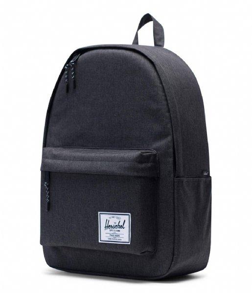 Herschel Supply Co. Laptop rugzak Classic XL 15 Inch Black Crosshatch (02090)