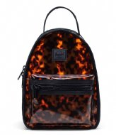 Herschel Supply Co. Nova Mini Clear Bags Tortoise Shell (04139)