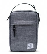 Herschel Supply Co. Chapter Connect raven crosshatch (00919)