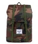 Herschel Supply Co.-Laptoptassen-Retreat Backpack-Groen