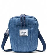 Herschel Supply Co. Cruz faded denim (02744)