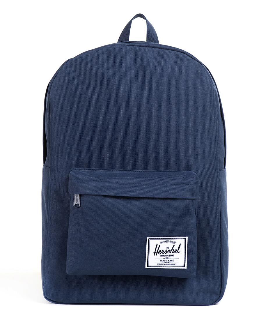 Herschel Supply Co. Schooltassen Classic Backpack Blauw