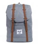 Herschel Supply Co.-Laptoptassen-Retreat Backpack-Grijs