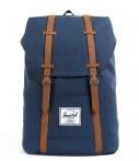 Herschel Supply Co.-Laptoptassen-Retreat Backpack-Blauw
